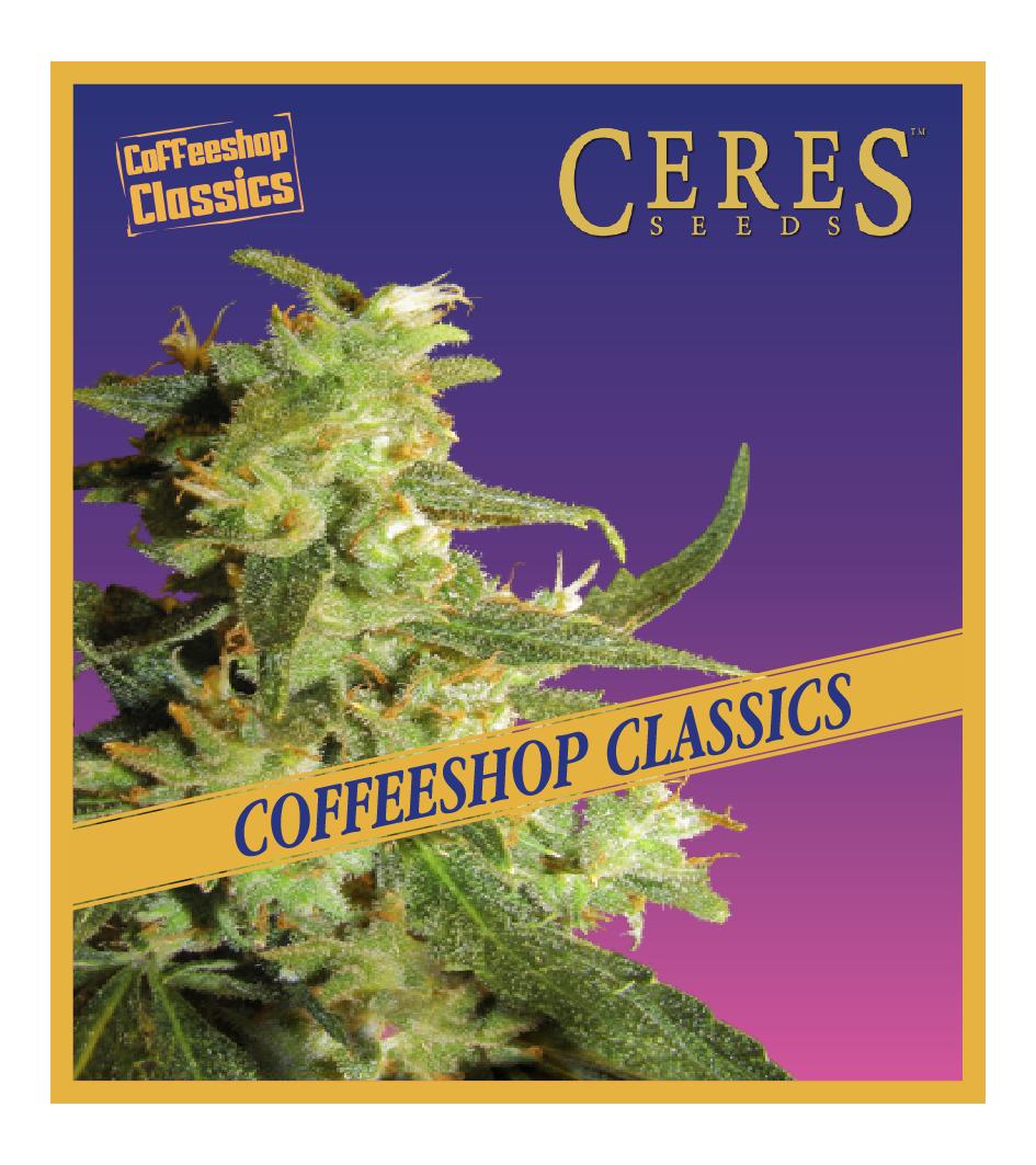 Skunk Haze - Feminized Cannabis Seeds - Coffeeshop Classics - Ceres Seeds Amsterdam