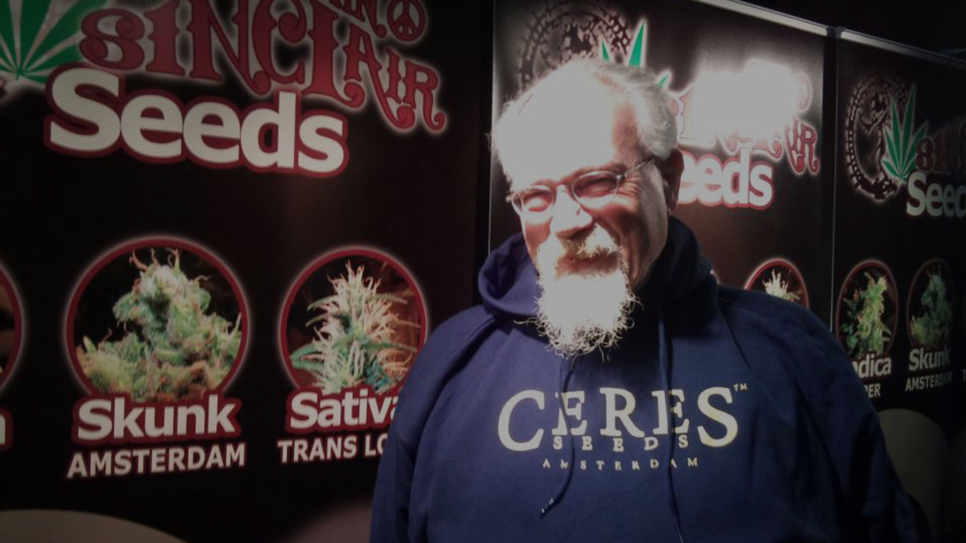 John Sinclair - John Sinclair Seeds Amsterdam